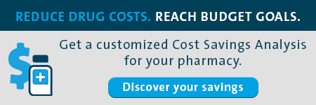 Get a customized cost savings analysis and reduce drug costs to reach budget goals.