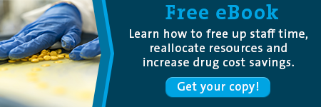 Learn how to free up staff time, reallocate resources and increase drug cost savings.